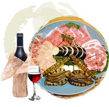 本物のさつま日本料理を一度お召し上がりください